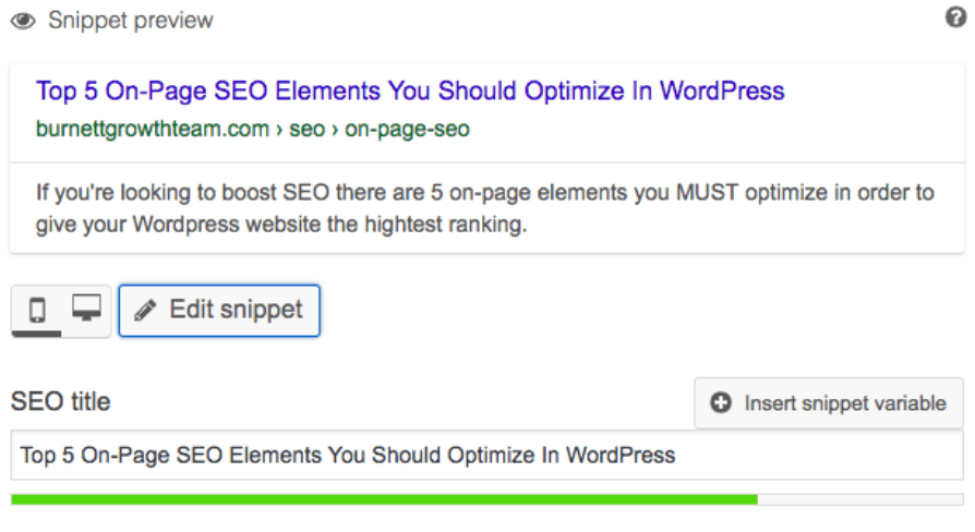 on-page, seo, blog posts